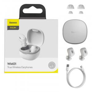 Baseus Encok WM01 White