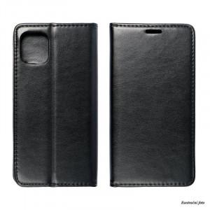 Pouzdro Magnet Book Flexi Realme 8 / Realme 8 Pro Černé