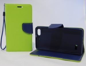 Pouzdro TEL1 Fancy Diary Huawei Honor 4C Lemon