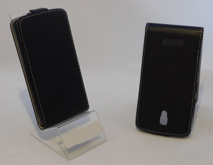 Pouzdro Forcell Slim Flip Flexi FRESH Lenovo A2010 - černé