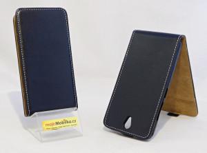 Pouzdro ForCell Slim Flip Flexi Fresh Lenovo Vibe S1 černé