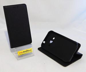 Pouzdro Smart Case Book pro Samsung Galaxy 3 Xcover G388 černé