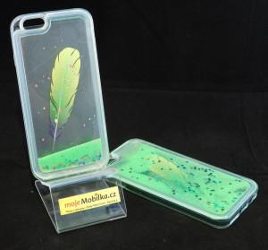 Pouzdro Fun Design Iphone 6 Zelené