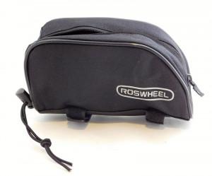 Brašna Roswheel na rám kola Černá