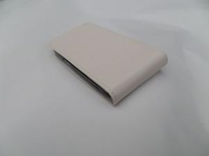 Pouzdro Forcell Slim Flip Flexi Nokia Lumia 730 735 Bílé