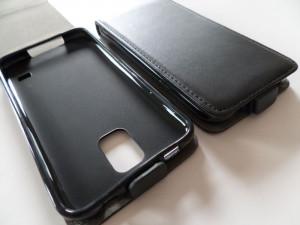 Pouzdro FLIP Flexi pro Huawei G620s Black