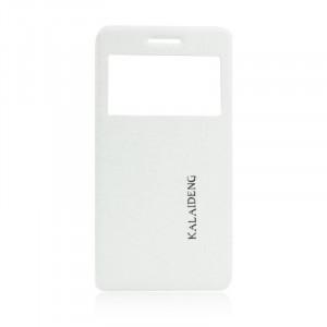 Pouzdro ICELAND II Nokia Lumia 630 635 Bílé