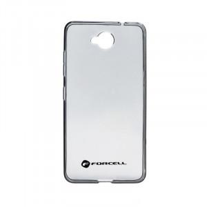 Pouzdro Forcell Tpu Clear Case Microsoft Lumia 650 - černé
