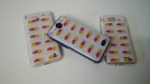 Pouzdro Back Case Art Pils pro LG L90 D405 D410