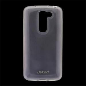JEKOD TPU Ochranné Pouzdro White pro LG D618/D620 Optimus G2 Mini