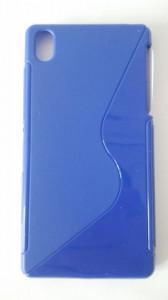 Silikonové pouzdro S-Case pro Nokia Asha 210 modré