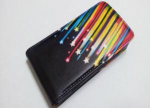 Pouzdro Sligo Design Stars pro LG E610 Optimus L5
