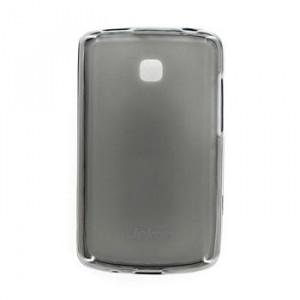 JEKOD TPU Ochranné Pouzdro Black pro LG E410 L1 II