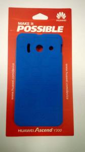 Kryt HUAWEI Ascend Y300 zadní modrý