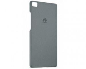 Pouzdro Huawei Protective 0.8mm P8 LITE šedé