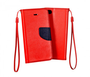 Pouzdro Fancy Diary Book iPhone 6/6S červené