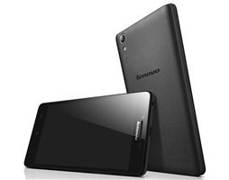 LENOVO A6000 black Singl SIM - LTE