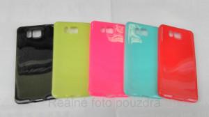 Candy Case Ultra Slim Samsung Galaxy Alpha G850 Černé