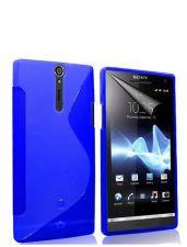 Silikonové pouzdro S-Line Case pro Nokia Lumia 530 modré