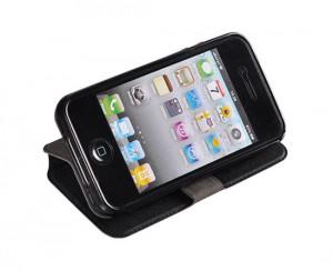 Pouzdro Book Flexi Pocket IPHONE 6 Plus 5,5 Černé