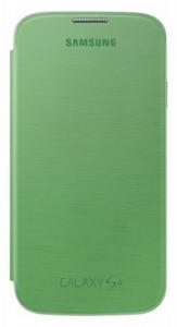Samsung EF-FI950BGEG Green flip pouzdro Galaxy S4