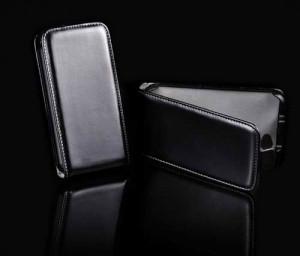 Pouzdro Slim Flip Case 2 HTC 8X Černé