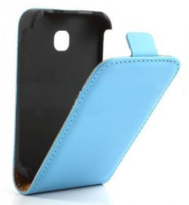 Pouzdro ForCell Slim Flip Case Sony Xperia Z2 D6503 světle modré