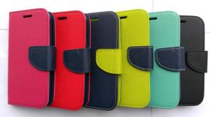 Pouzdro Fancy Case LG Magna H500,G4c H525 Černé
