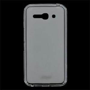 JEKOD TPU Ochranné Pouzdro White pro Alcatel One Touch Pop C9