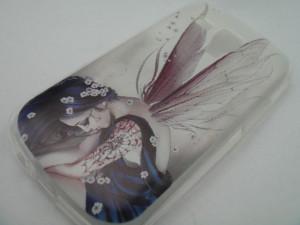 Pouzdro JELLY CASE Design Angel pro Nokia Lumia 630 635