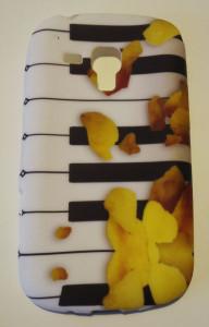 Pouzdro JELLY CASE Nokia Lumia 520 Piano