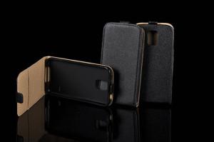 Pouzdro ForCell Slim Flip Flexi Huawei Ascend P7 Mini / G6 LTE Černé
