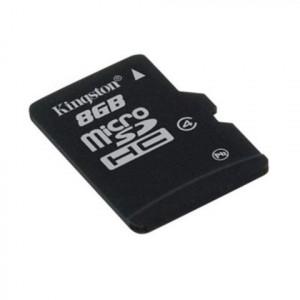 Kingston Micro SDHC 8GB Class 4 SDC4/8GBSP