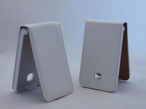 Pouzdro Forcell Slim Flip LG E430 L3 II bílé