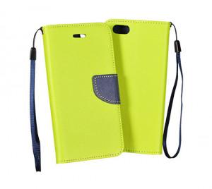 Pouzdro TEL1 Fancy Diary Microsoft Lumia 640 Lemon