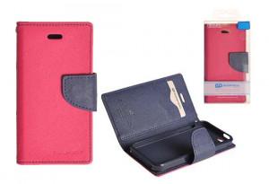 Pouzdro Goospery Mercury Fancy Diary Iphone 6 Plus 5,5´´ růžové