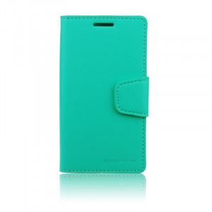 Pouzdro Mercury Sonata Diary Lg G3 Zelené
