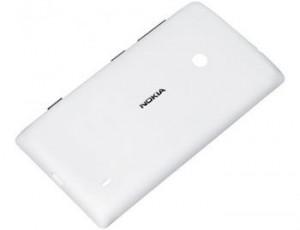 Kryt baterie Nokia Lumia 520 bílý
