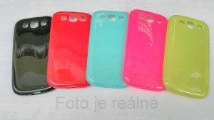 Candy Case Ultra Slim Samsung Galaxy S3 i9300 i9301 Limetka