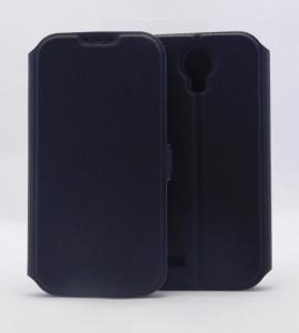 Pouzdro Book Flexi Pocket Samsung I9505 Galaxy S4 Černé