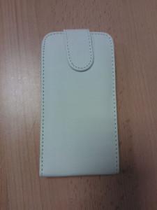 Pouzdro Sligo Classic pro HTC Desire 700 White