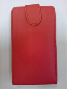 Pouzdro Sligo Classic pro Huawei Ascend P6 Red