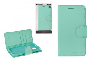 Pouzdro Sonata Goospery Leather Flip Samsung I9505 Galaxy S4 Mátové