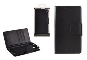 Pouzdro Sonata Goospery Leather Flip Samsung N9005 Galaxy Note 3 Černá