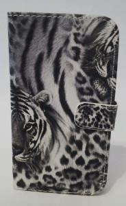 Pouzdro Tiger Book Case Black Samsung I9505 Galaxy S4