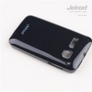 JEKOD TPU Ochranné Pouzdro Black pro Alcatel S´Pop 4030D