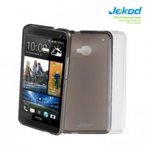 JEKOD TPU Ochranné Pouzdro Black pro HTC ONE mini