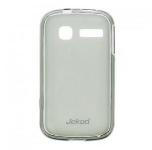 JEKOD TPU Ochranné Pouzdro Black pro Alcatel 4015D One Touch Pop C1