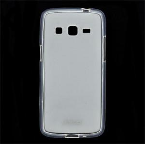 JEKOD TPU Ochranné Pouzdro White pro Samsung G3815 Galaxy Express2
