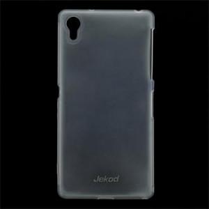 JEKOD TPU Ochranné Pouzdro White pro Sony D6503 Xperia Z2